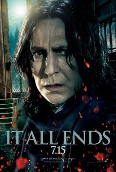 Snape I love him after the last book/movie!!! Favorite!!!