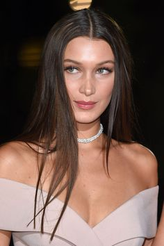 Bella Hadid attends the GQ Men Of The Year Awards 2016 at Tate Modern ...