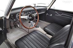 Triumph Italia 2000 (1959) / Sold Triumph Car, Interior, Colors, Image, Ideas, Italia, Indoor, Colour, Interiors