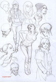 http://kimjunggi.net/ Kim Jung Gi ✤ || CHARACTER DESIGN REFERENCES | キャラクターデザイン | çizgi film • Find more at https://www.facebook.com/CharacterDesignReferences & http://www.pinterest.com/characterdesigh if you're looking for: #grinisti #komiks #banda #desenhada #komik #nakakatawa #dessin #anime #komisch #manga #bande #dessinee #BD #historieta #sketch #strip #fumetto #settei #fumetti #manhwa #koominen #cartoni #animati #comic #komikus #komikss #cartoon || ✤