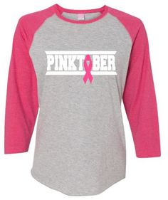0a98d8c1 Breast Cancer Shirt ~ In October We Wear Pink ~ Breast Cancer Awareness  Shirt ~ Pink