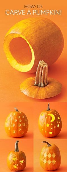 Pumpkin carving just got serious Halloween ideas Pinterest - easy halloween pumpkin ideas