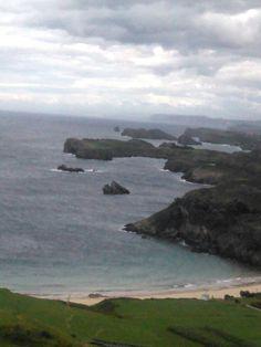 Asturias: playa de Toranda