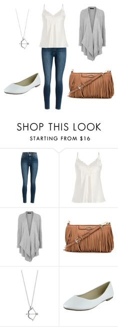 """""""The Originals Davina St Claire School/Casual Inspired Outfit"""" by camemckeith ❤ liked on Polyvore featuring Topshop and Rebecca Minkoff"""