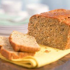 Banana-Oatmeal Bread Recipe