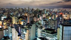 Sao Paulo city, seen from the window of my old apartment in the #copan building. This sprawling sea of skyscrapers in a complex place. I'm hoping to get back there in late 2019 for a bit of photography. Any musicians want portraits?