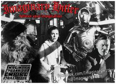 Imaginary Hitler in Star Wars: The Imaginary Tyrannical Empire Strikes Back!  http://www.facebook.com/ImaginaryH1tler