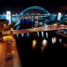 Have a night out in Newcastle
