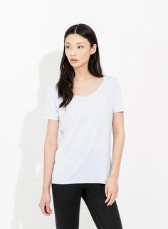 Noosa Tee: Cashmere Shirt