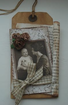 Mette`s Cards World: Shabby Chic