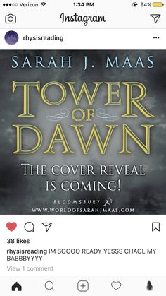 #towerofdawn #tod