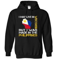I May Live in Wisconsin But I Was Made in the Philippines