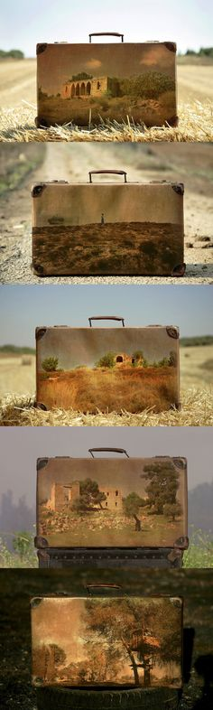 Photography of Yuval Yairi these are the most wonderful artworks I have seen for a long while, these move me and make me think where is home?