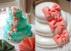 Fun themed wedding cakes
