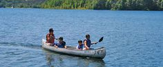 Experience Little Seneca Lake by boat! Rent a kayak, canoe, paddle board, or rowboat at the Boathouse, or get on...
