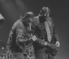 Chris Fehn & Paul Gray / Slipknot