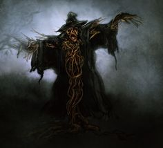 halloween scarecrows imaginefx myfx halloween challenge 252 the scarecrow wips - Halloween Scare Crow