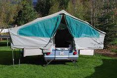 Apache Tent Trailer, 1960s