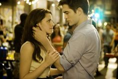 Breaking Dawn Pt. 1 Screen Cap! <3  Absolutely in love with the way he's adoringly looking at her...*sigh*