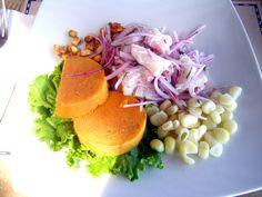 How to Prepare Peruvian Ceviche #recipe #peru