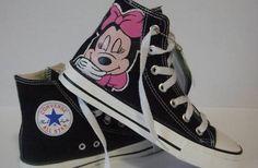Minnie converse