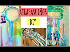 Atrapasueños // Dreamcatcher how-to | Craftingeek* - YouTube
