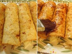 These Authentic Mexican Chicken Enchiladas with Red Sauce (Enchiladas de Pollo) are tasty and super simple to make. With just a few ingredients and steps, you will soon be eating authentic Mexican chicken enchiladas with red sauce too! Supper Recipes, Great Recipes, Supper Meals, Healthy Recipes, Healthy Foods, Authentic Mexican Chicken Recipes, Mexican Food Recipes, Ethnic Recipes, Mexican Enchiladas