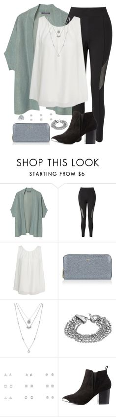 """""""No guts no glory."""" by ferny117 ❤ liked on Polyvore featuring Violeta by Mango, Miss Selfridge, Accessorize, Lucky Brand, Simply Vera, New Look, Charlotte Russe, Glitzy Rocks, lyrics and lights"""