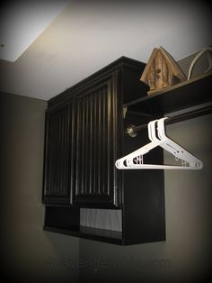 Refacing Laminate and Oak Cabinet Doors DIY, laundry room makeover, cabinet  door, recycling old cabinets