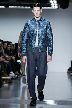 Richard Nicoll Menswear Fall Winter 2014 London - NOWFASHION