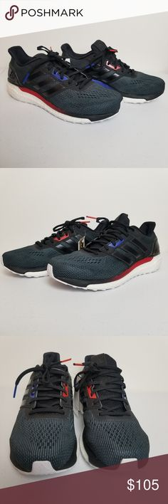 ca35699cb1349 Adidas Supernova Aktiv Boost Running Shoes Sz 11.5 New with Box Adidas  Supernova Aktiv Model -