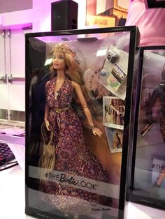 https://flic.kr/p/GeRe6W | The Look Barbie Doll 2016 - Boho Chic | papusilemele.com/en/2016/04/17/city-chic-suit-silkstone-2...