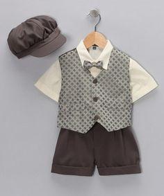 little baby suit