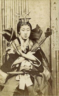 Japan samurai women7