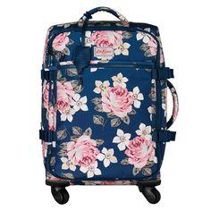 Richmond Rose Four Wheel Cabin Bag | Travel & Weekend Bags | CathKidston