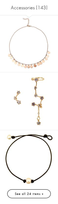 """""""Accessories [143]"""" by gdavilla ❤ liked on Polyvore featuring jewelry, necklaces, accessories, gold, fringe necklaces, gold coin jewelry, tassle necklace, gold necklace, yellow gold necklace and earrings"""