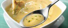 Potage de Navet et Poires à la Ciboulette Soup Recipes, Recipies, Cooking Recipes, Cheeseburger Chowder, Cantaloupe, Mashed Potatoes, Main Dishes, Gluten, Food And Drink