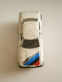 Vintage Toy Cars BMW 325  Made in France Majorette by Rogiol, $6.90