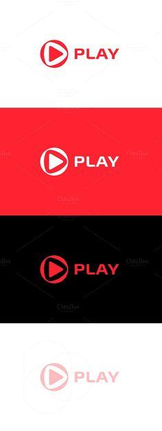 Play Logo. Logo Templates. $29.00