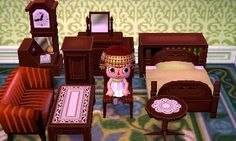 Furniture Leaves New Leaf Animal Crossing Animals Animales Animaux
