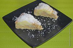 Na słodko lub wytrawnie: Ciasto kokosowe z jabłkami