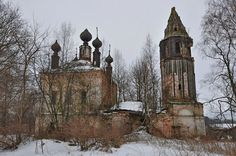 Old Abandoned Churches - Bing Images