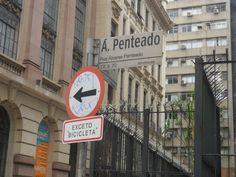 CENTRO DE SP - De: CET Para: Motoristas que passarem no local. Quando: Mais de 5 anos.