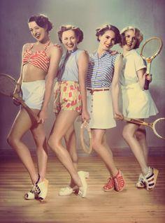 Swedish Hasbeens vintage sport