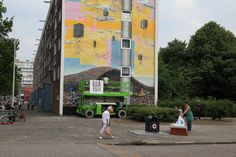 Amsterdam urban art