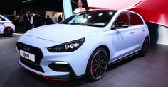 Can Hyundai's New i30 N With Up To 275PS Lure You Away From VW's Golf GTI? #Frankfurt_Motor_Show #Galleries