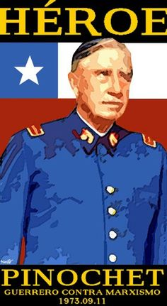 Capitan General Don Augusto Pinochet Ugarte. Chile, Spanish War, Great Leaders, Armed Forces, South America, American History, Army, Military, People