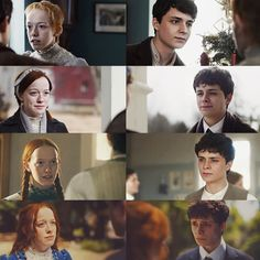 Series Movies, Movies And Tv Shows, Steven Mcqueen, Gilbert And Anne, Anne White, Gilbert Blythe, Anne With An E, Anne Shirley, Cuthbert