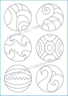 Strings for drawing zentangle patterns in the circle templates for drawing zentangle patterns, tangle pattern Digital string printable. Zentangle Patterns, Embroidery Patterns, Zentangles, Circle Drawing, Stained Glass Patterns, Free Mosaic Patterns, Craft Patterns, Cd Crafts, Cd Art