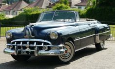 """A 1950 Pontiac Chieftain Silver Streak convertible owned by guitarist Keith Richards and used by The Rolling Stones is headlining Bonhams Sale of Collectors' Motor Cars and Automobilia.  Richards owned the car while he and the rest of The Rolling Stones were based on the Cote d'Azur of France in 1971 to record the acclaimed """"Exile on Main Street"""" album, according to a Bonhams news release."""